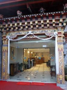 Hotel-Galingkha-Main-Gate-Thimphu-Bhutan-223x300