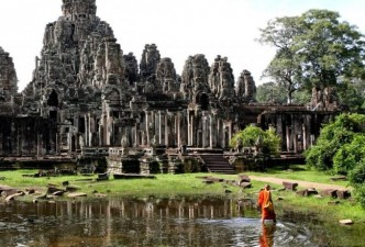 Laos Cambodia Highlights