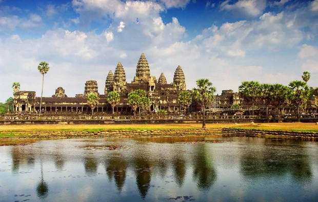 Angkor temple - Lumle holidays