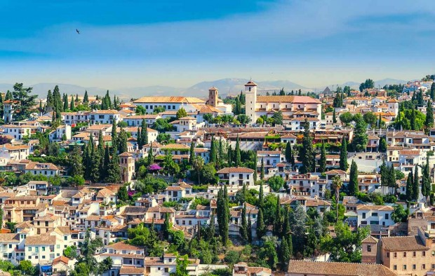Arabic Town Albicin in Granada - Lumle holidays