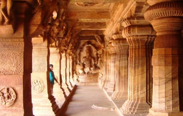 Badami caves 2