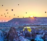Balloons in Turkey - Lumle holidays