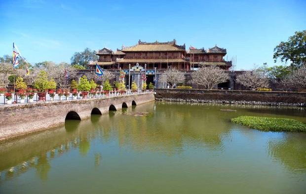 Forbidden city Hue, Vietnam - Lumle holidays