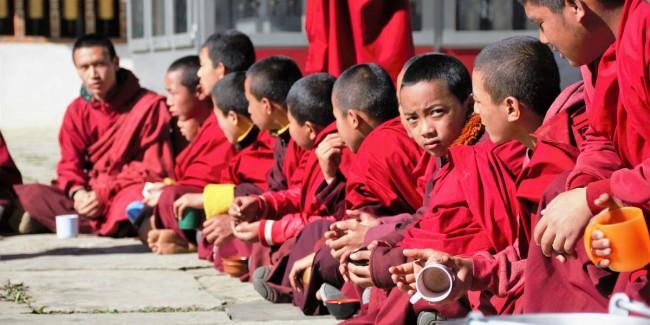 Jambay Lakhang Drup (Bhutan Festival)