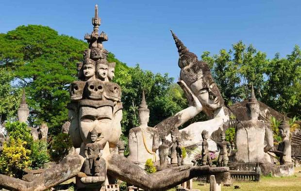 Vientiane - Xieng Khuan