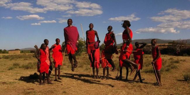 Maasai Mara National Reserve