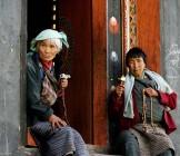 Old Ladies in Bumthang - Lumle holidays