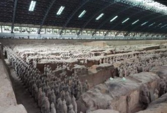 Visiting The Terracotta Army