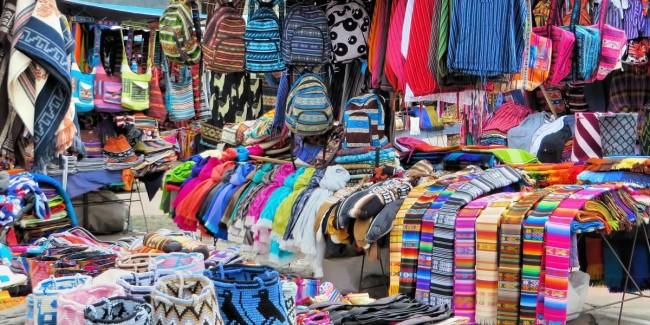 Otavalo Artisanal Market