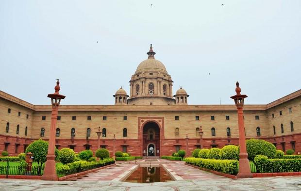 Rashtrapati Bhawan in Delhi - Lumle holidays