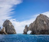 Rock Formations around the Arch in Cabo San Lucas - Lumle holidays