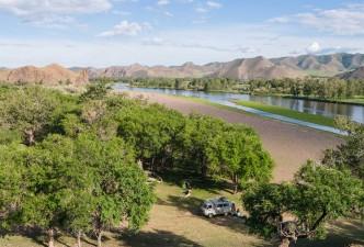 Selenge River