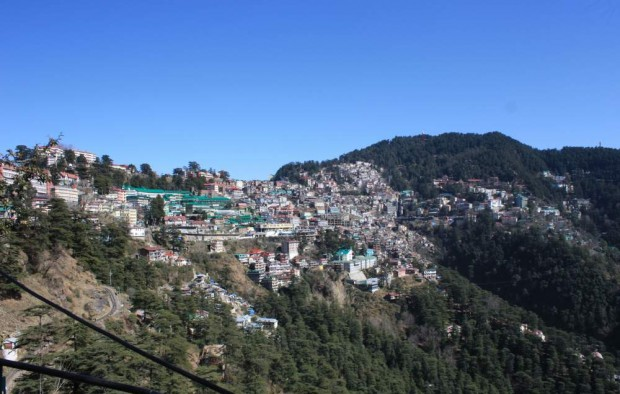 Shimla Scenaries