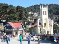 Golden Triangle with Shimla