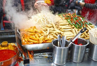 Street Food in Penang