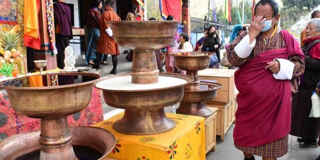 Thimpu Festival (Thimpu Tshechu)