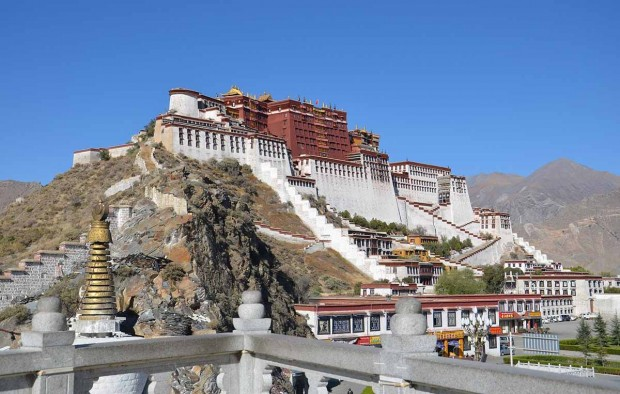 Tibet Monastery - Lumle holidays