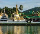 Wat Jong Klang in Maehongson -  Lumle holidays