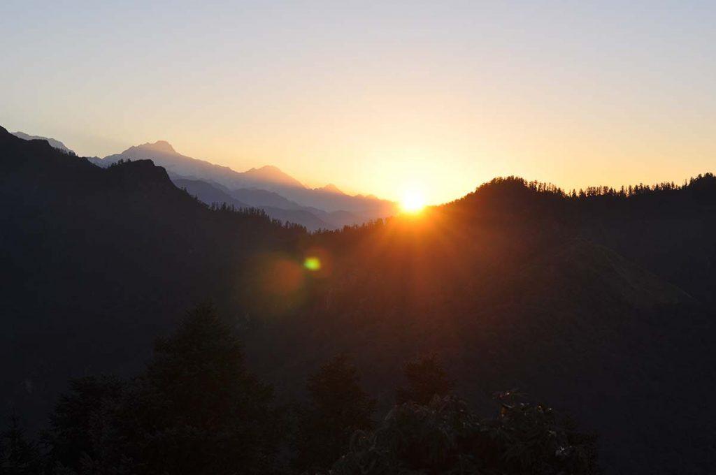 Ghorepani Poon Hill Trek - Lumle holidays